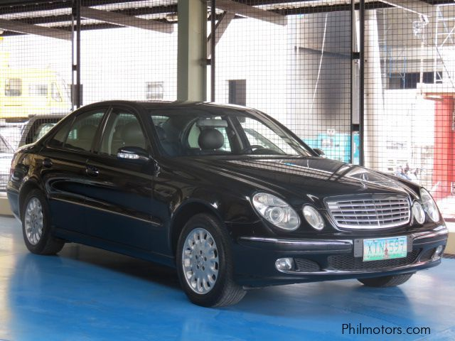 used mercedes benz e200 kompressor 2005 e200 kompressor. Black Bedroom Furniture Sets. Home Design Ideas