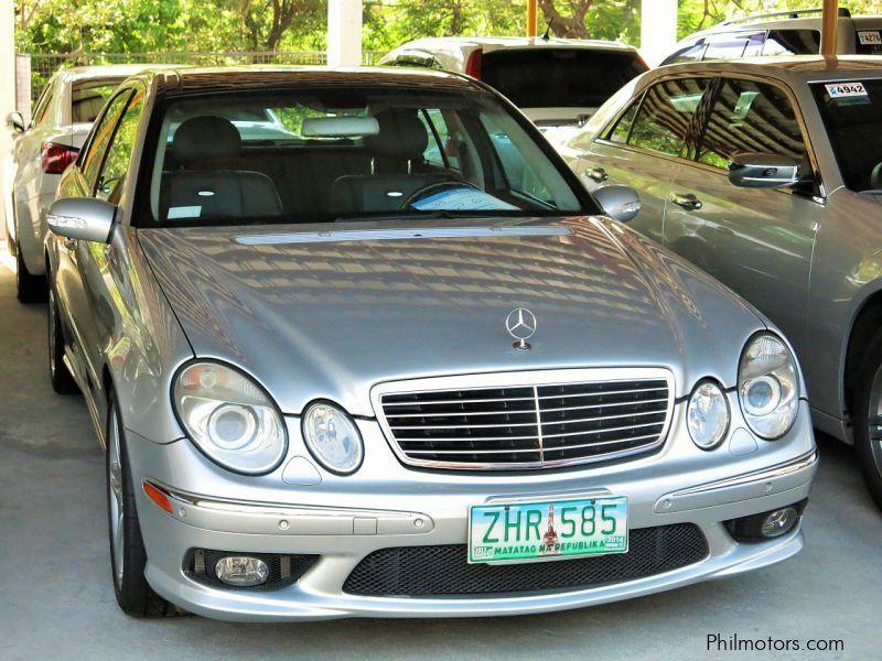Used Mercedes Benz E55 Amg 2005 E55 Amg For Sale Pasig