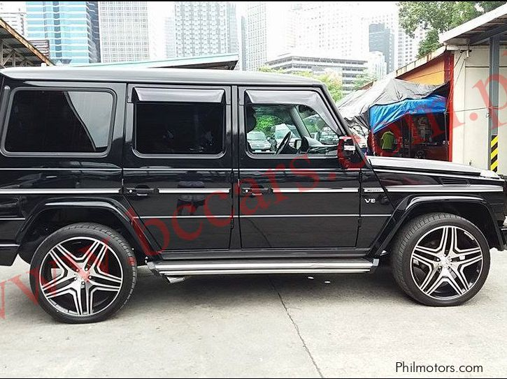 Used Mercedes Benz G55 2005 G55 For Sale Pasig City