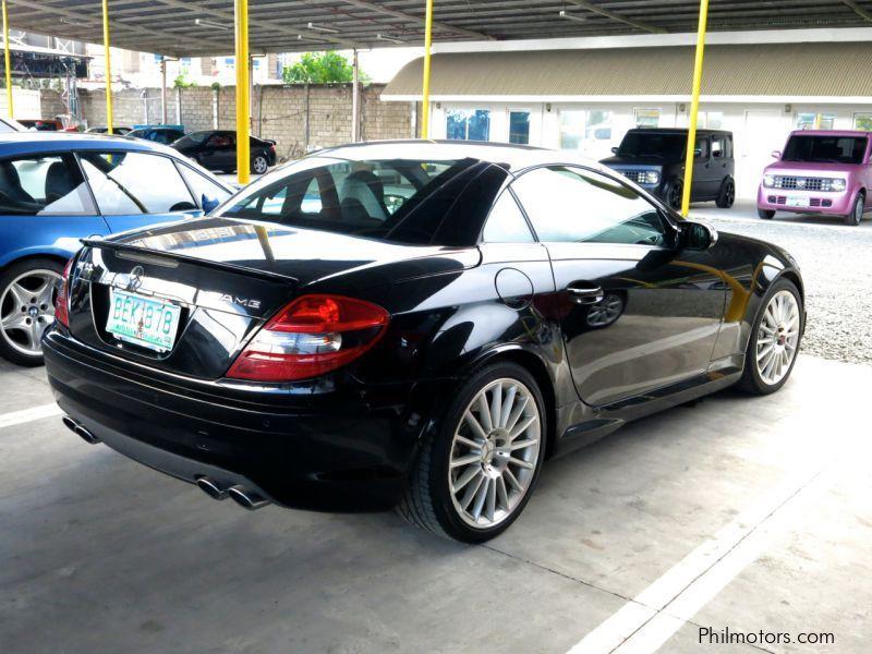 Used Mercedes Benz Slk 55 Amg 2005 Slk 55 Amg For Sale