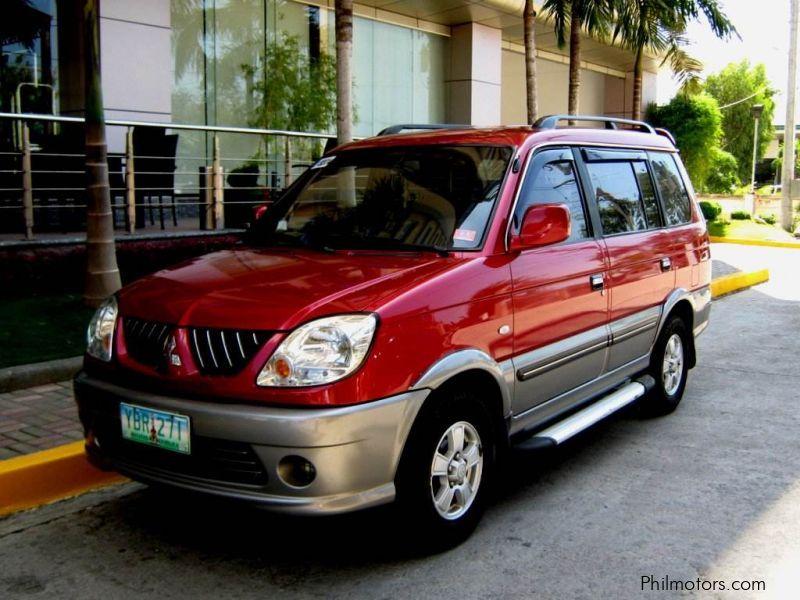 Used Mitsubishi Adventure