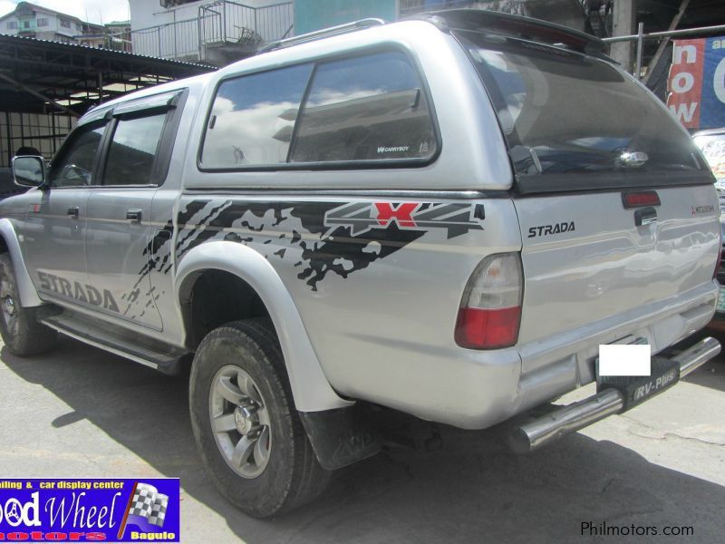 Mitsubishi Strada Pick Up In Philippines