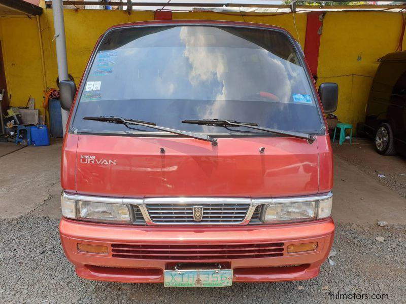 used nissan urvan 2005 urvan for sale manila nissan urvan sales nissan urvan price 335,000 used cars