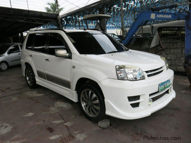 used nissan x trail 2005 x trail for sale quezon city. Black Bedroom Furniture Sets. Home Design Ideas