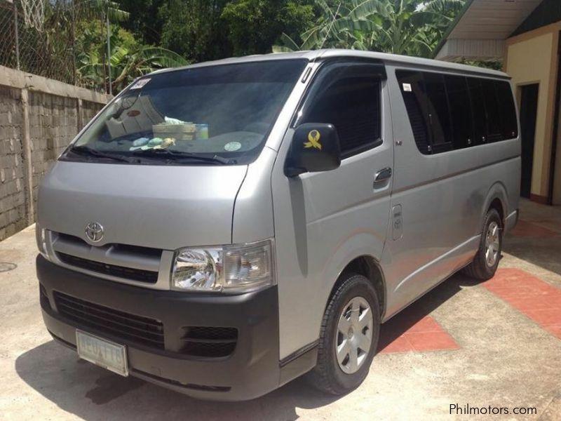 3d69f6b6dc4e Used Toyota Hi-Ace Commuter