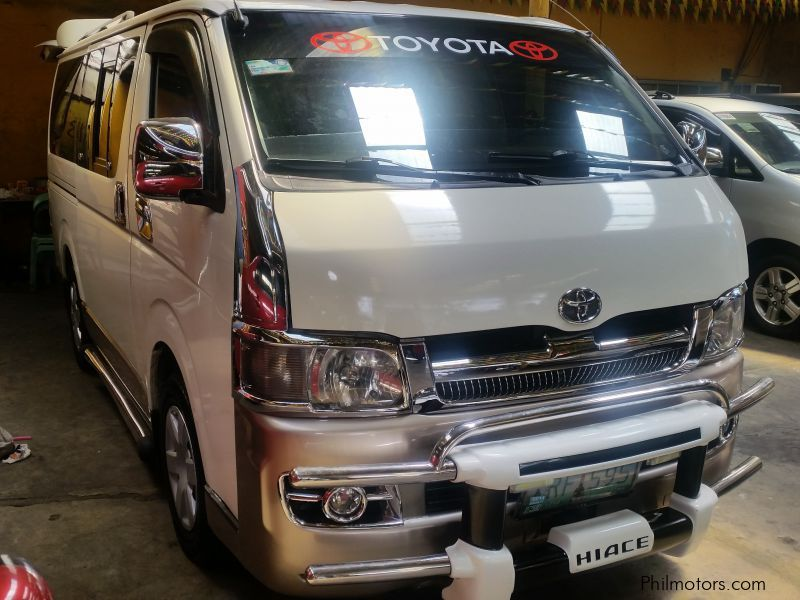 Used Toyota Hiace commuter | 2005 Hiace commuter for sale ...