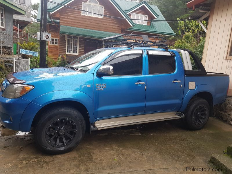 Used Toyota Hilux 2005 Hilux for sale