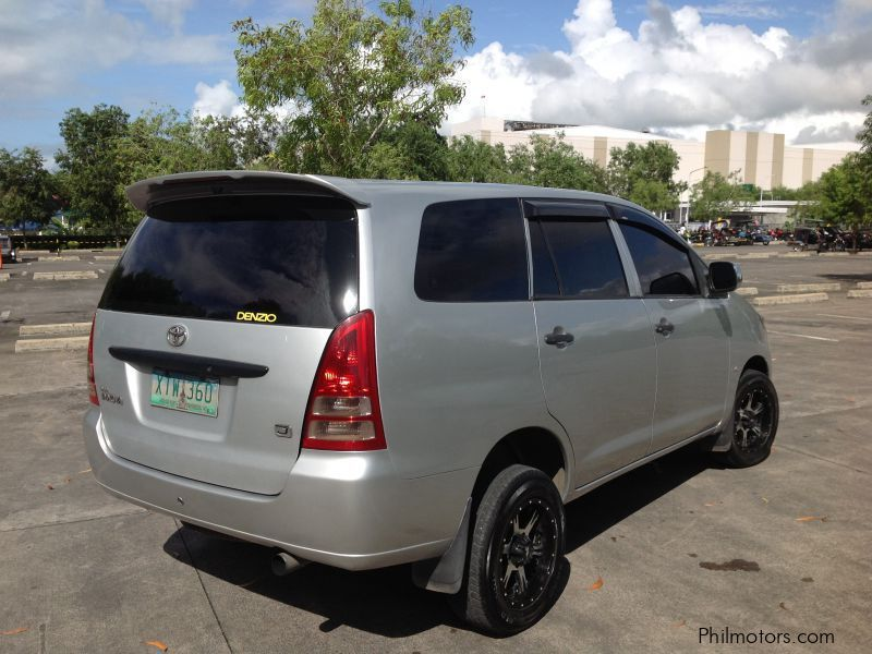Used Toyota Innova | 2005 Innova for sale | Quezon Toyota ...