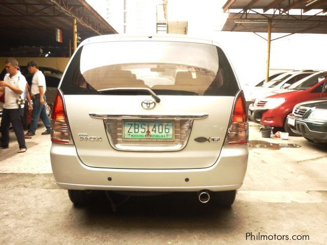 Used Toyota Innova G | 2005 Innova G for sale | Makati ...