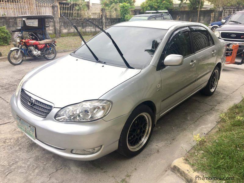 altis toyota 2005 cars philippines manila