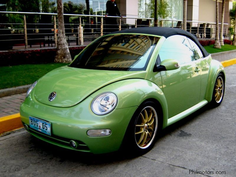used volkswagen beetle 2005 beetle for sale cebu volkswagen beetle sales volkswagen beetle. Black Bedroom Furniture Sets. Home Design Ideas