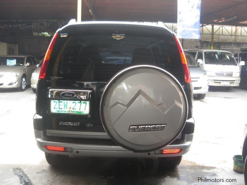 Used ford everest 2006 everest for sale makati city for Phil long ford used cars motor city
