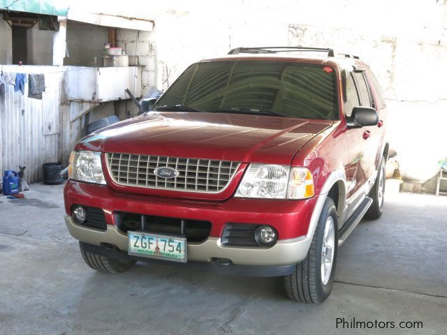 used ford explorer 2006 explorer for sale cavite ford. Black Bedroom Furniture Sets. Home Design Ideas