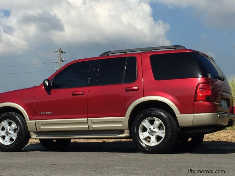 Used Ford Explorer Eddie Bauer 2006 Explorer Eddie Bauer For Sale Paranaque City Ford