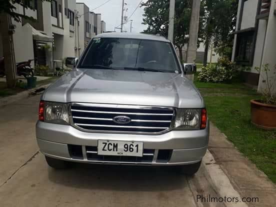 Used ford everest 2006 everest for sale caloocan city for Phil long ford used cars motor city