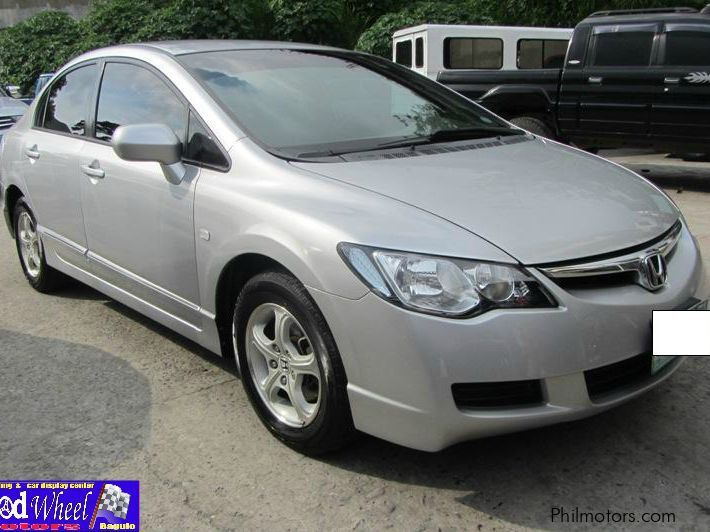 Used Honda Civic Honda Fd 1 8v 2006 Civic Honda Fd 1 8v For Sale Benguet Honda Civic Honda
