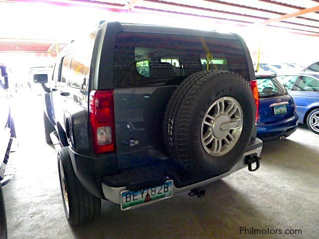 Used Hummer H3 2006 H3 For Sale Pasig City Hummer H3