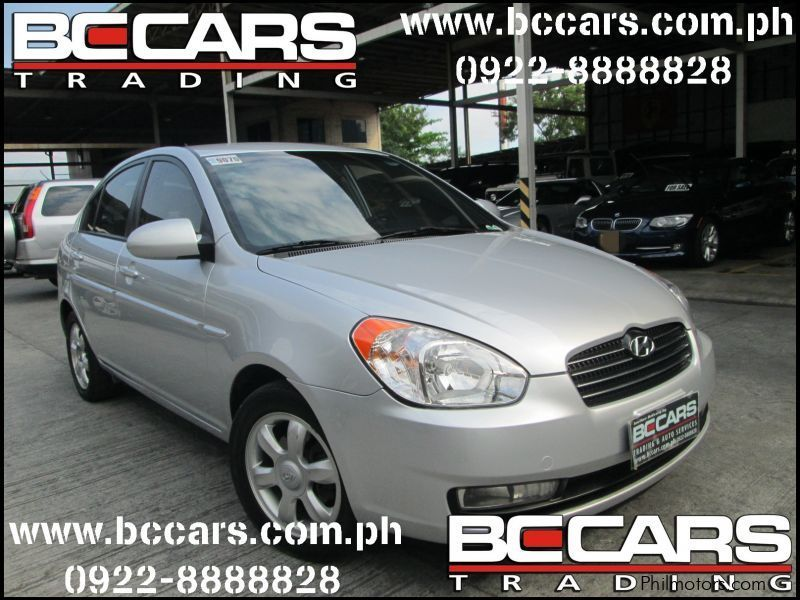 used hyundai accent 2006 accent for sale pasig city. Black Bedroom Furniture Sets. Home Design Ideas