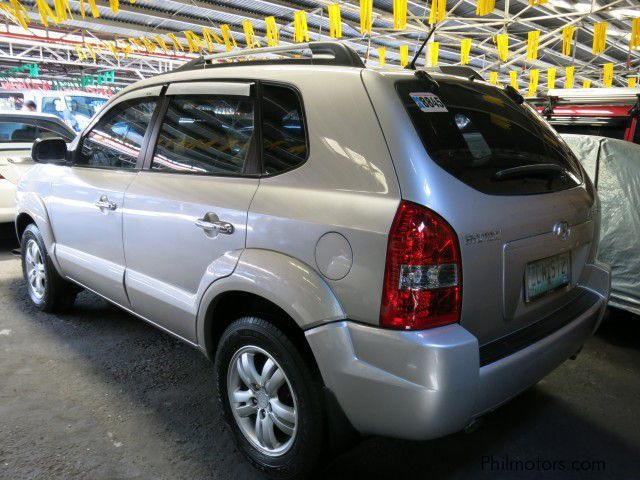 Used Hyundai Tucson 2006 Tucson For Sale Pasay City