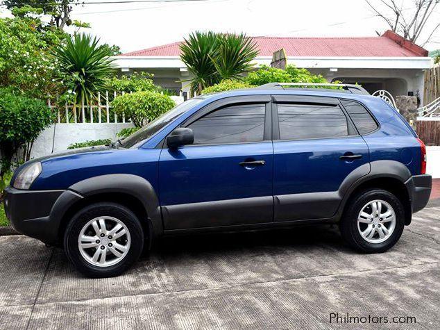 Used Hyundai Tucson 2006 Tucson For Sale Quezon City