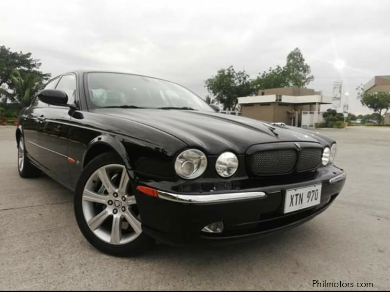 Jaguar XJR Super Charged In Philippines