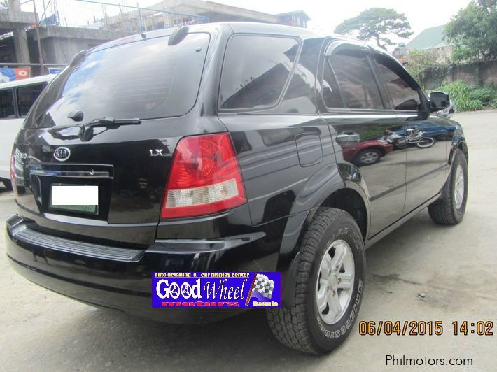 Used Kia Sorento 2006 Sorento For Sale Benguet Kia