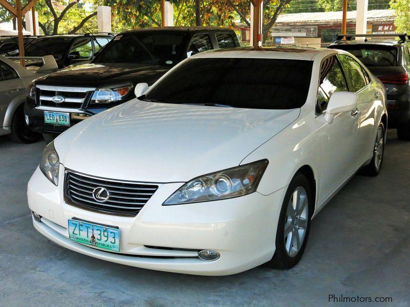 Lexus ES 350 In Philippines ...
