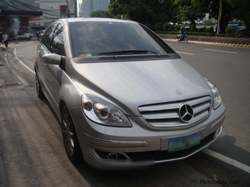 Used mercedes benz b200 2006 b200 for sale pasig city for Mercedes benz price philippines