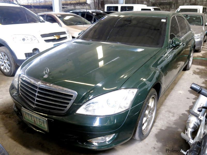 used mercedes benz s350 2006 s350 for sale quezon city. Black Bedroom Furniture Sets. Home Design Ideas