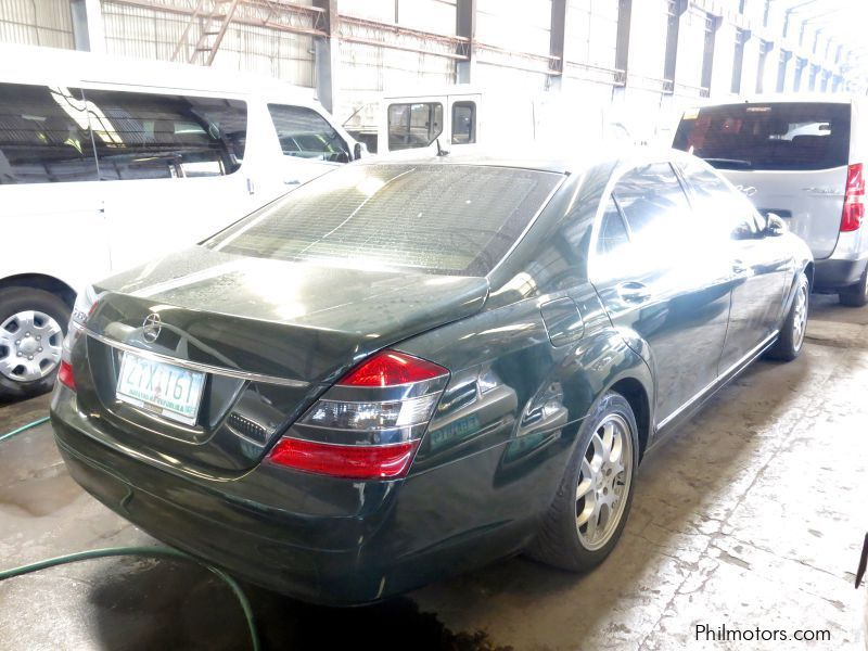 Used mercedes benz s350 2006 s350 for sale quezon city for Mercedes benz philippines