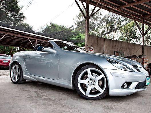 Used mercedes benz slk 350 2006 slk 350 for sale cebu for Mercedes benz 350 slk for sale