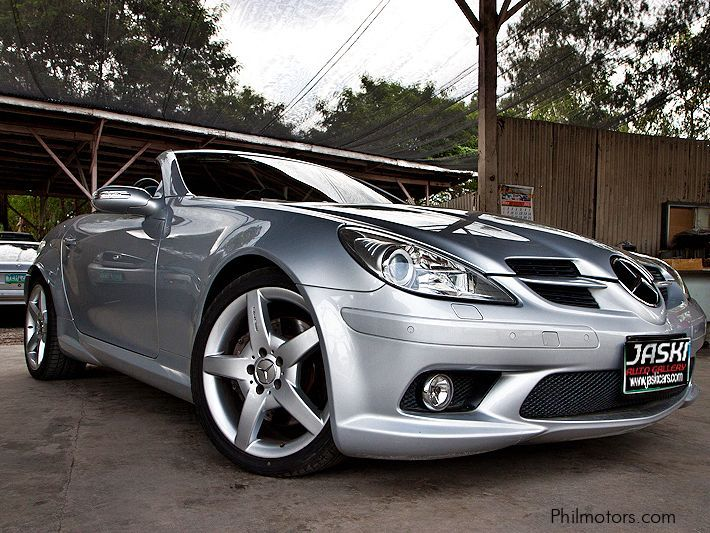 Used mercedes benz slk 350 amg 2006 slk 350 amg for sale for Used mercedes benz cars for sale