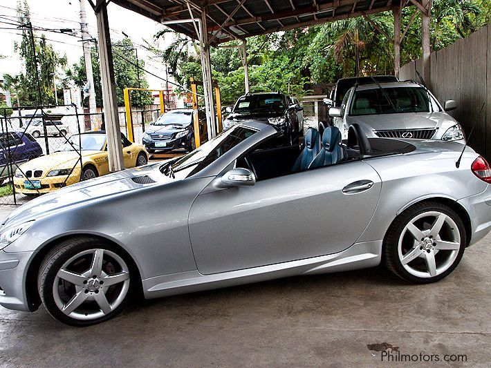 Used mercedes benz slk 350 amg 2006 slk 350 amg for sale for Mercedes benz price philippines