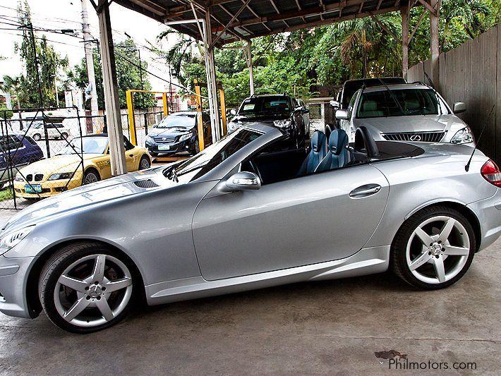 Used mercedes benz slk 350 amg 2006 slk 350 amg for sale for Mercedes benz price philippines