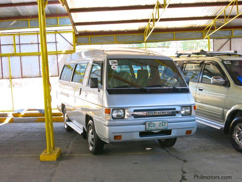 Mitsubishi L300 Versa Van   2006 L300 Versa Van for sale   Quezon