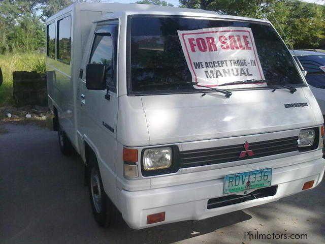 643f9fa055 Mitsubishi L300 in Philippines ...