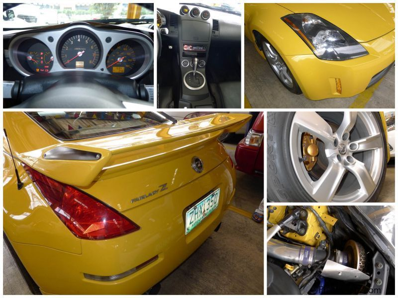 Used Nissan Fairlady 350z 2006 Fairlady 350z For Sale