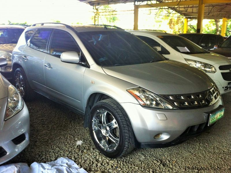 used nissan murano 2006 murano for sale cavite nissan murano sales nissan murano price. Black Bedroom Furniture Sets. Home Design Ideas