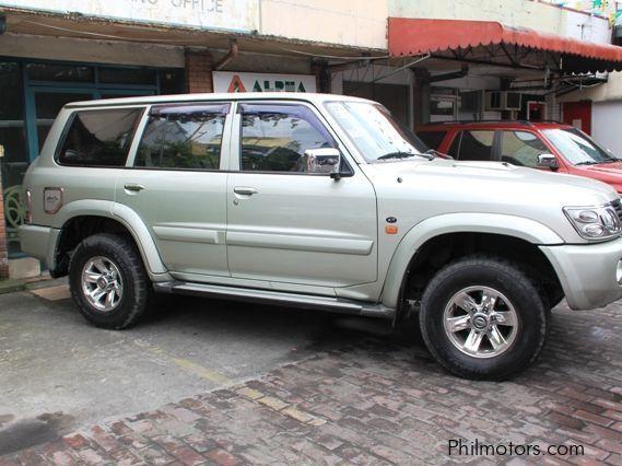 Used Nissan Patrol Presidential Edition 2006 Patrol