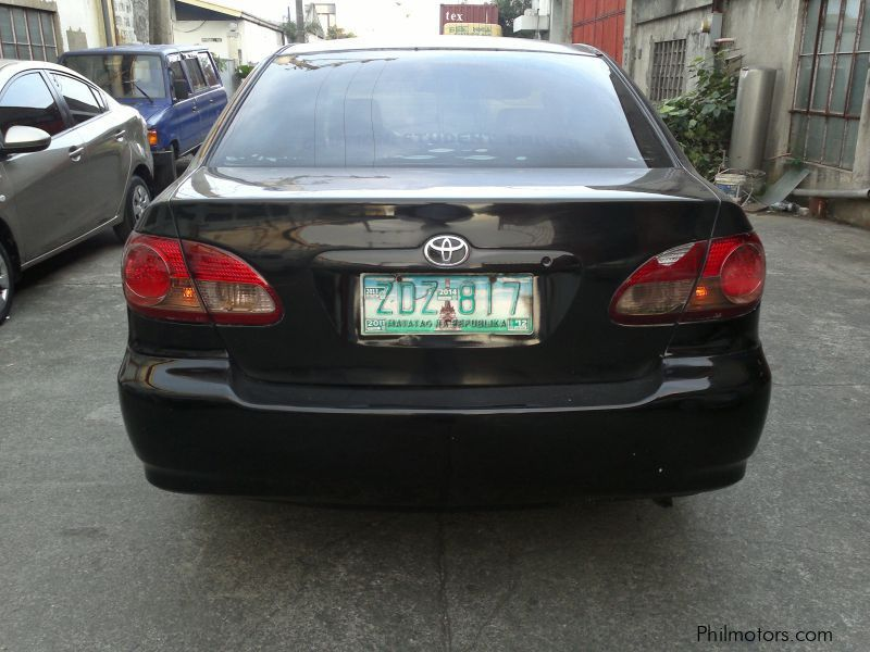 Used Toyota Altis 1.6J | 2006 Altis 1.6J for sale | Pasig City Toyota Altis 1.6J sales | Toyota ...