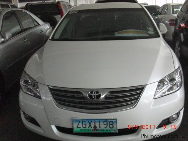 used toyota camry 2 4 g automatic 2006 camry 2 4 g automatic for sale makati city toyota. Black Bedroom Furniture Sets. Home Design Ideas