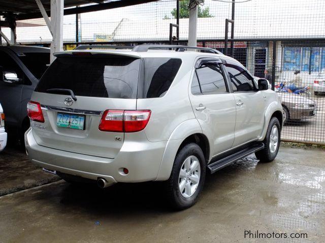 Used Toyota Fortuner   2006 Fortuner for sale   Cebu ...
