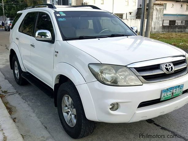 used toyota fortuner 2006 g automatic diesel 2006 fortuner 2006 g automatic diesel for sale. Black Bedroom Furniture Sets. Home Design Ideas