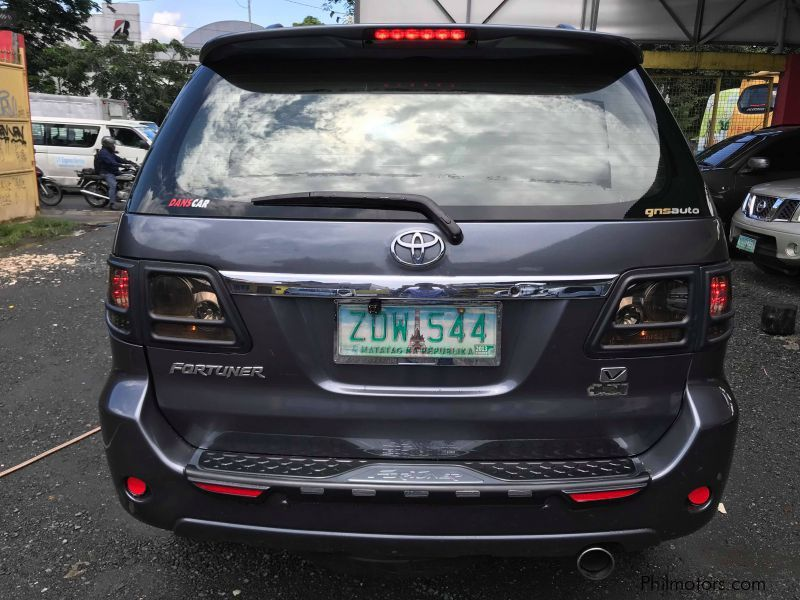 Toyota Fortuner in Philippines