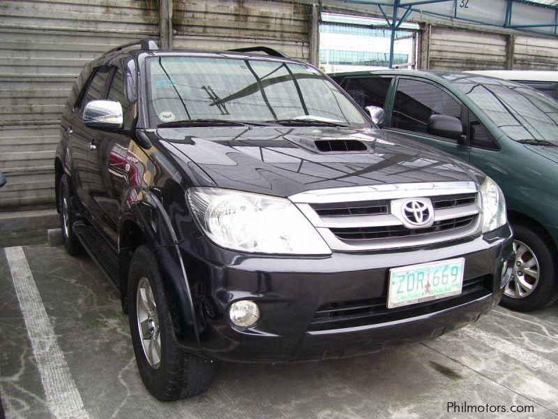 Used Toyota Fortuner V 4X4 DIESEL   2006 Fortuner V 4X4