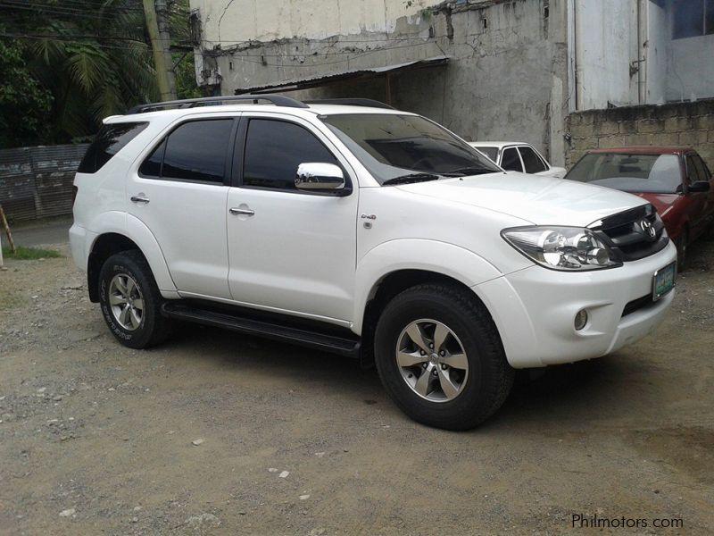 2008 Ford Escape Xlt >> Used Toyota Fortuner   2006 Fortuner for sale   Cagayan de ...