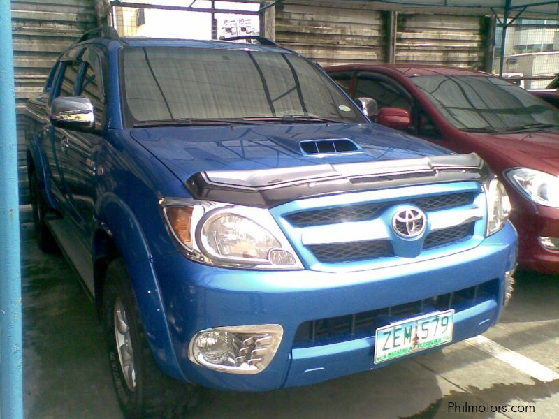used toyota hilux pick up 2006 hilux pick up for sale paranaque city toyota hilux pick up. Black Bedroom Furniture Sets. Home Design Ideas