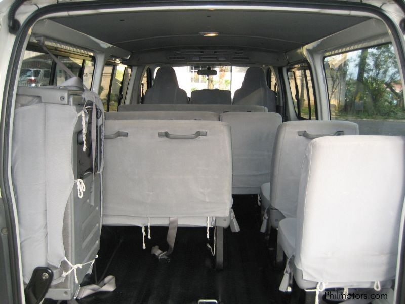 Used Toyota Hiace Commuter | 2006 Hiace Commuter for sale ...