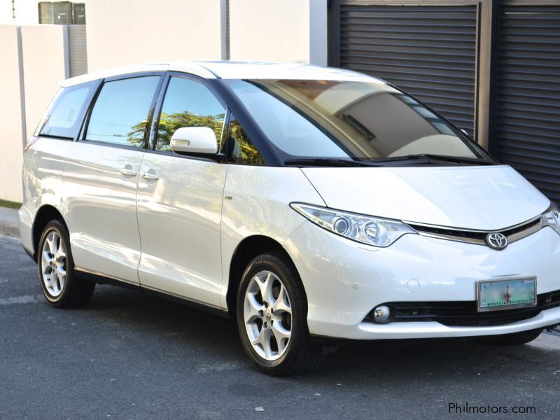 Used Toyota Previa Q | 2006 Previa Q for sale | Quezon ...