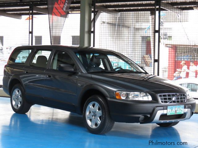 used volvo xc70 cross country 2006 xc70 cross country. Black Bedroom Furniture Sets. Home Design Ideas